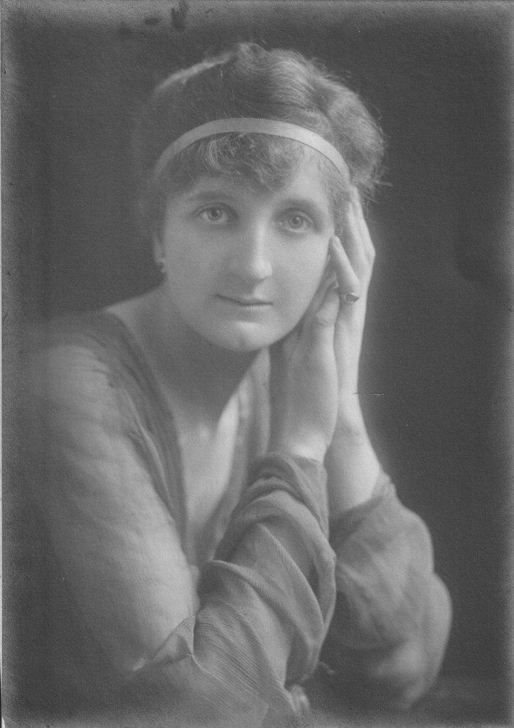 Hilary Greene, 1920?