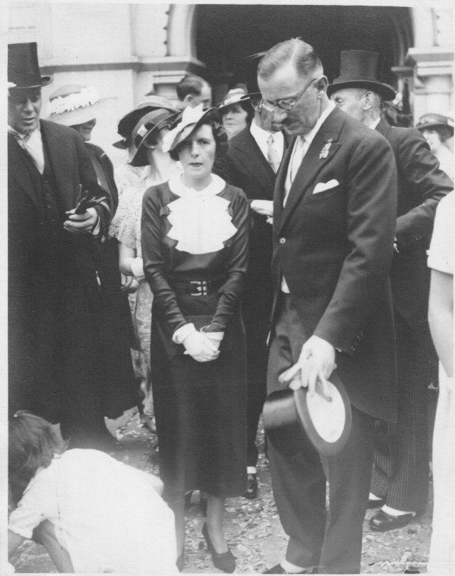 Howard and Phyllis Greene
