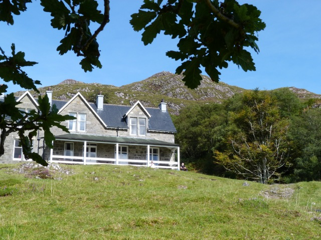Swordland Lodge, Loch Morar