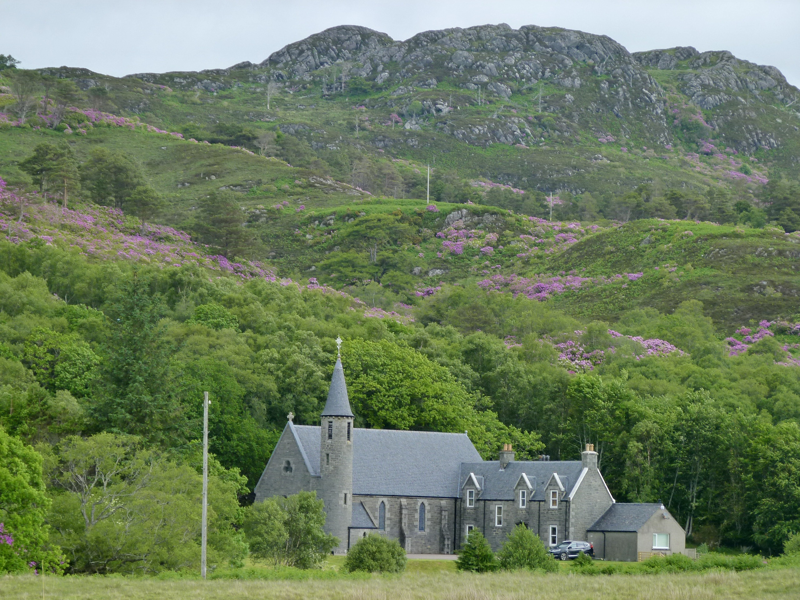 Church of Our Lady of Perpetual Succour and St Cumin, Morar, Highlands